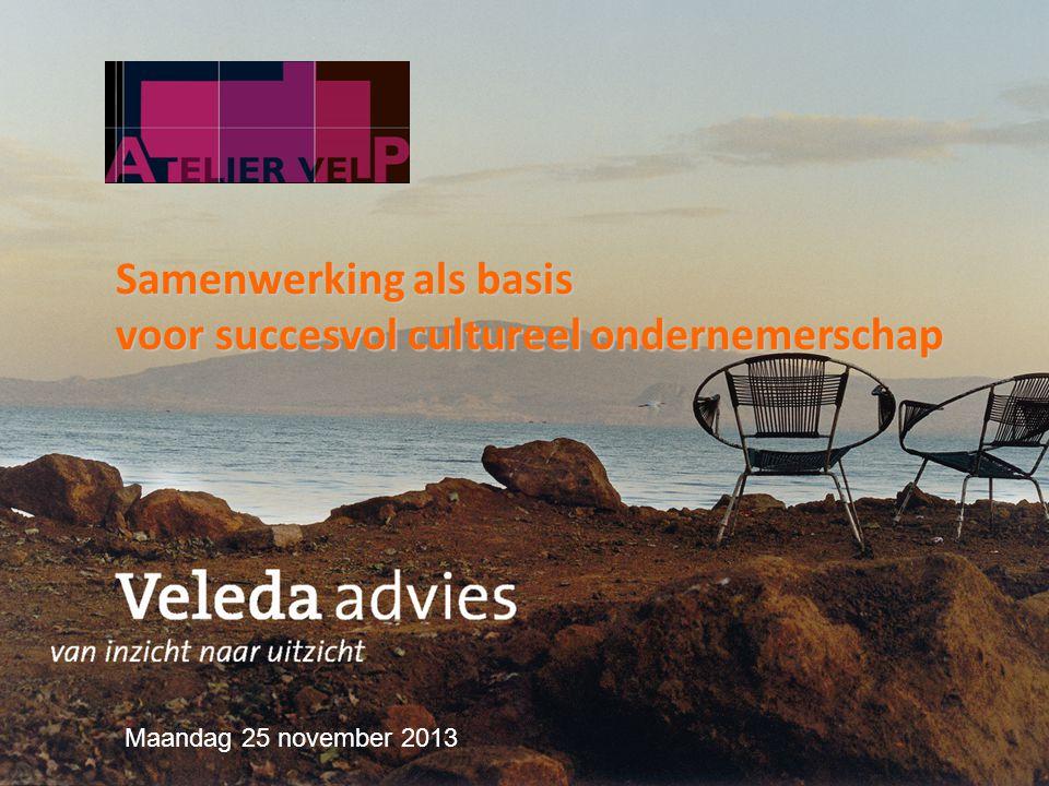 © Veleda Advies Amsterdam www.veleda.nl Grote giften Crowdfunding/ social media Donaties Evenementen Campagne Doneer een dag Mensenwerk