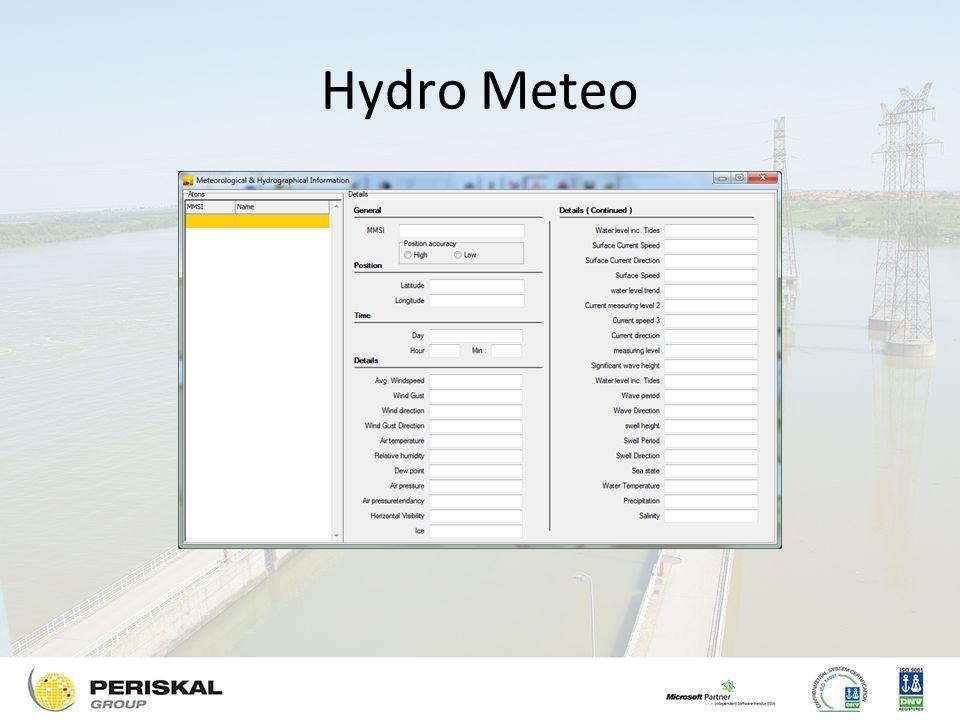 Hydro Meteo