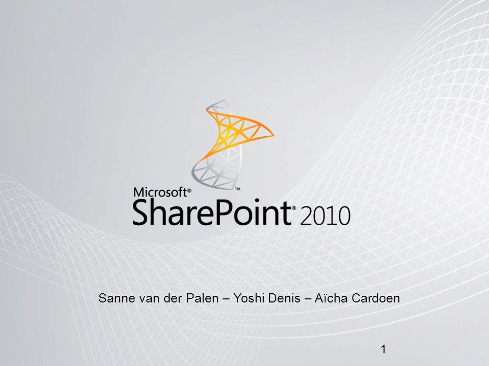 1 Sanne van der Palen – Yoshi Denis – Aïcha Cardoen