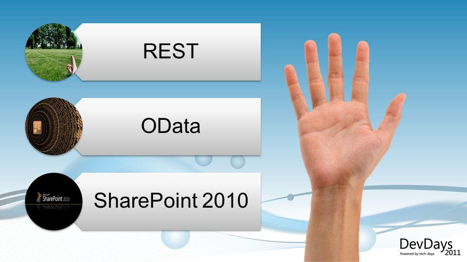 REST OData SharePoint 2010