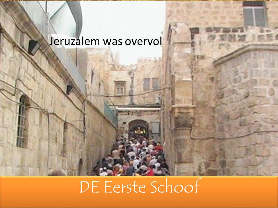 Jeruzalem was overvol
