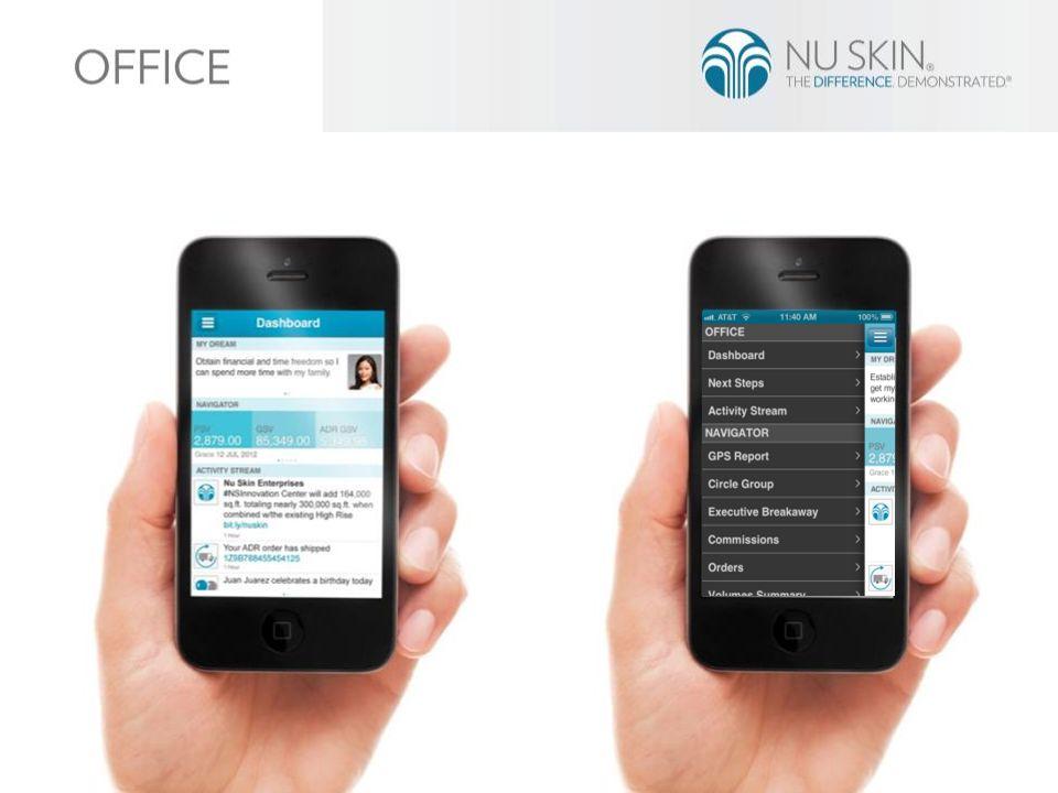 Dashboard: –Profiel –My Support –Navigator Snapshot –Next Steps –Bedrijfsactiviteiten Bibliotheek –Veelzijdig zoeken –Relevante resultaten Mobiele applicatie –iOS SAMENVATTING