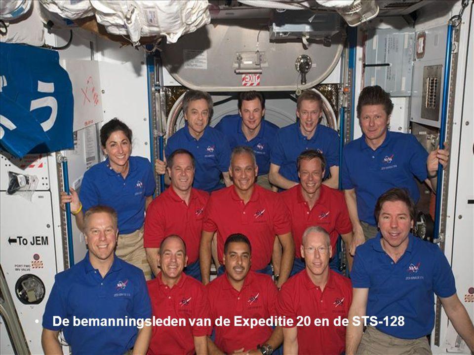 Zarya en Zvezda, de Russische modules van het Internationaal Ruimtestation