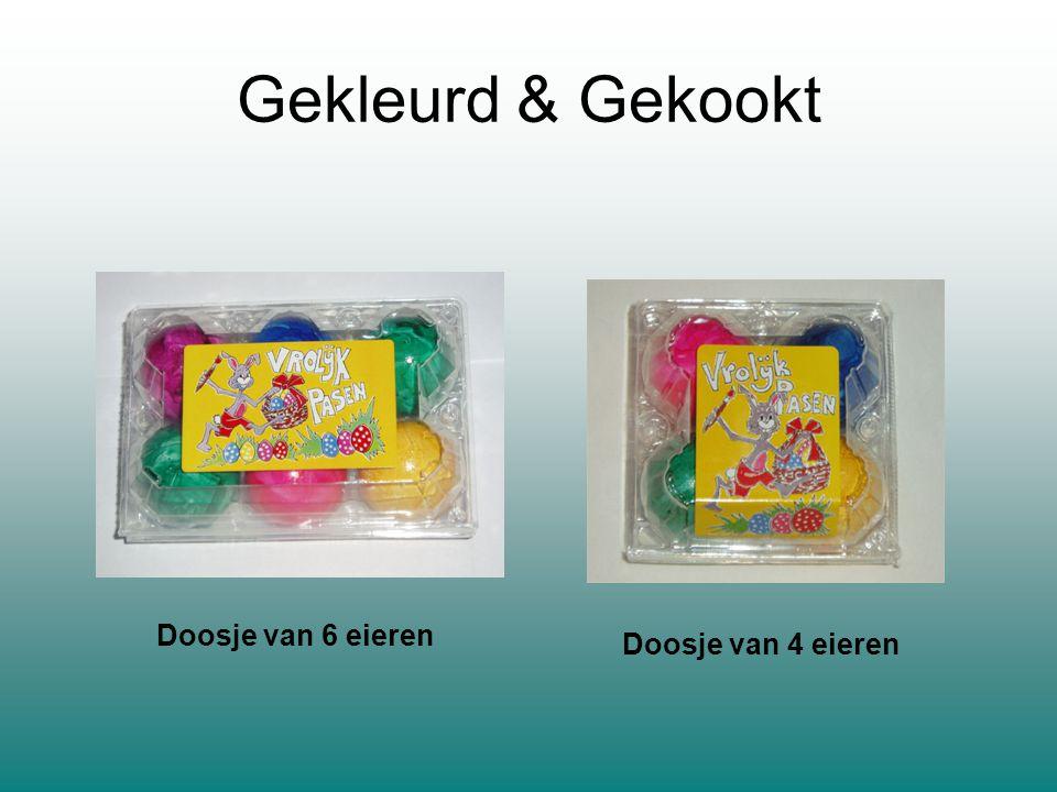 Gekookt & Gekleurd