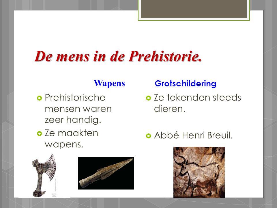 De Prehistori e Door Amry en Yamina