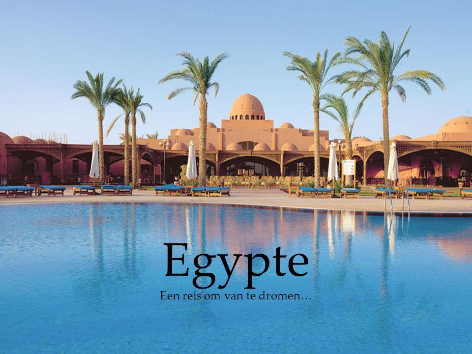 { Egypte Een reis om van te dromen…