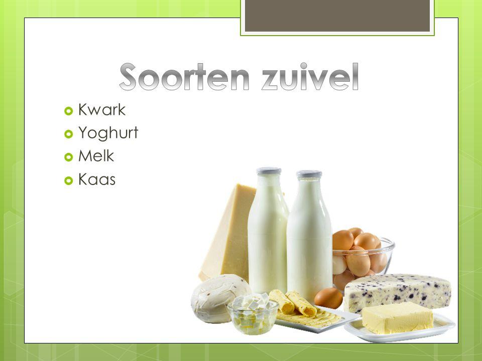  Kwark  Yoghurt  Melk  Kaas