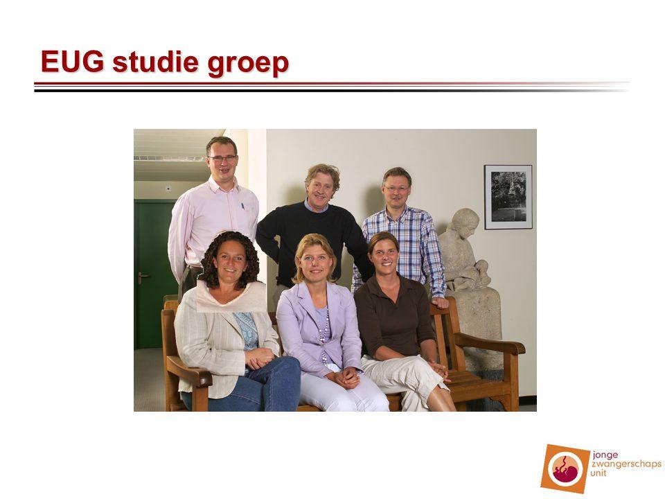 EUG studie groep