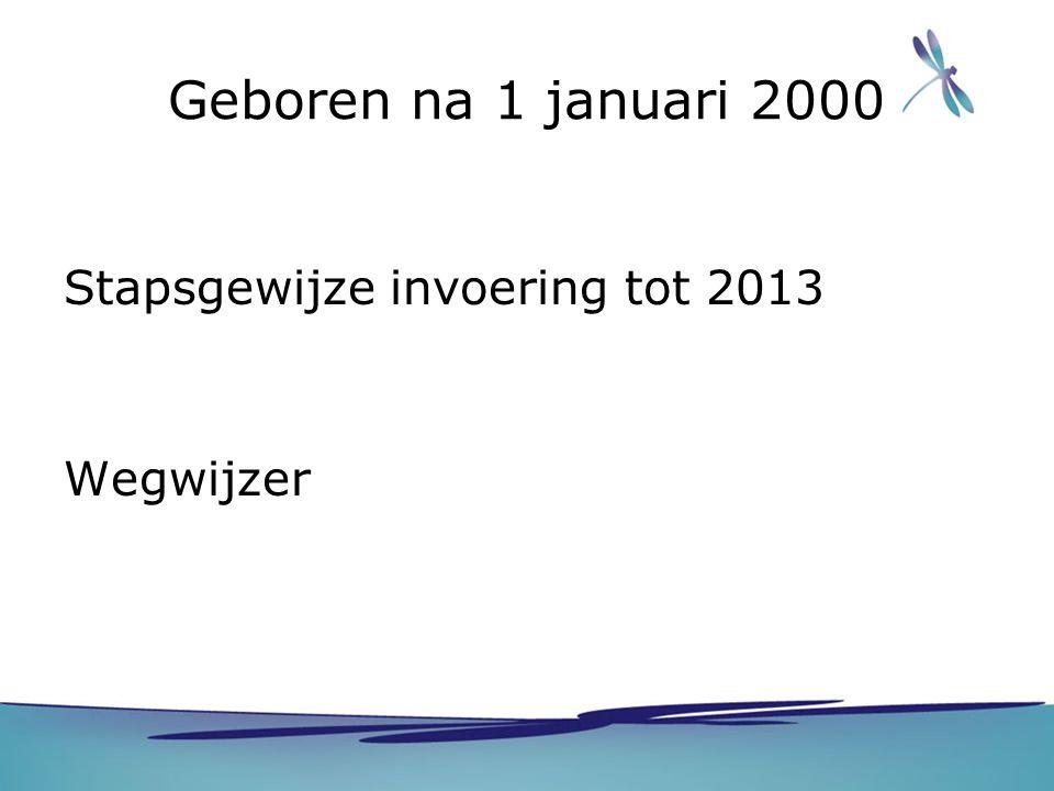 1 januari 2009 maar……….