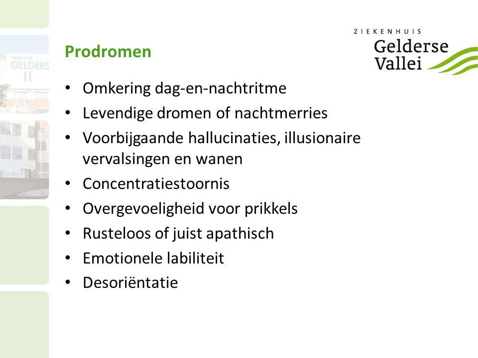 Opioïden Morfine liever niet bij leverinsuffiëntie en bij GFR < 50 Alternatieven fentanyl, hydromorphon en methadon