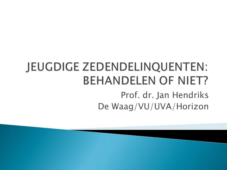 Prof. dr. Jan Hendriks De Waag/VU/UVA/Horizon
