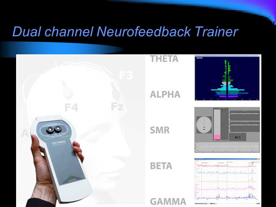Dual channel Neurofeedback Trainer