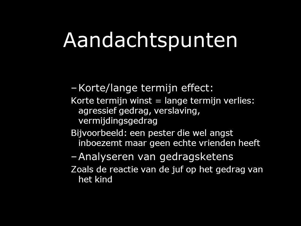 Huiswerk/opdracht RET je kind Verhulst Protocol kinderen ADHD Oord 2009 Haan de E.