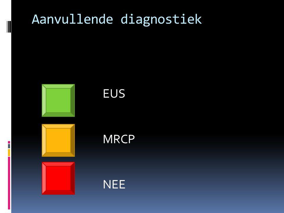 Interpretatie:  Amylase > 1000 suggestief voor biliaire origine  amylase biliaire pancreatitis > alcoholische origine  ALAT > 3 x N PPV 95 % voor CBD-stenen  Tenner S et al.