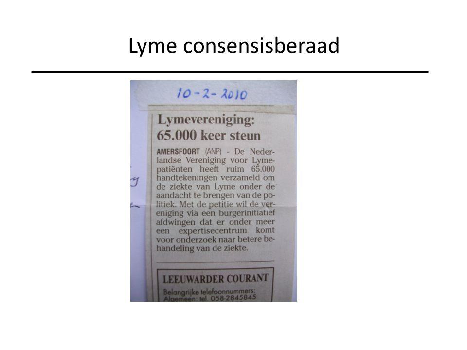 Lyme consensisberaad