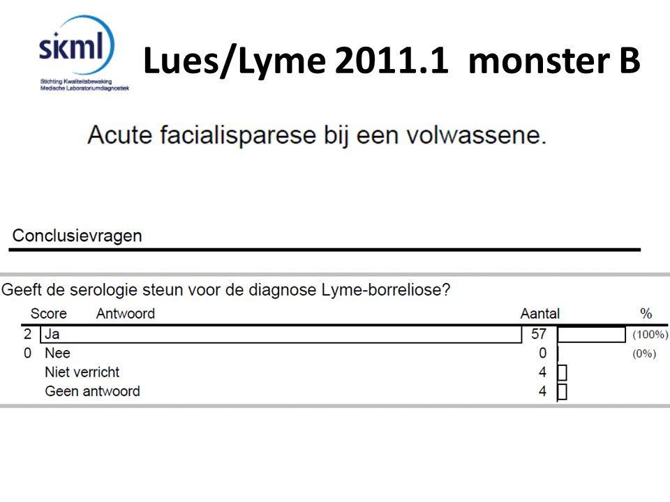 Lues/Lyme 2011.1 monster B