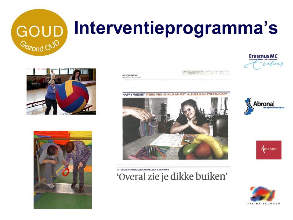 Interventieprogramma's