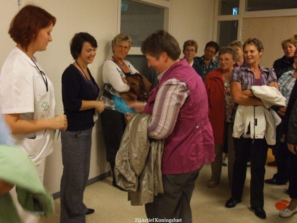 15-09-2009 ZijActief Koningslust Excursie Rontgenafdeling Vie Curie Venlo 28