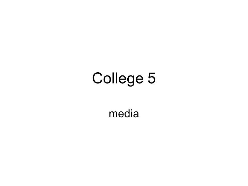 Overig CMC communities newsgroups zie college 4