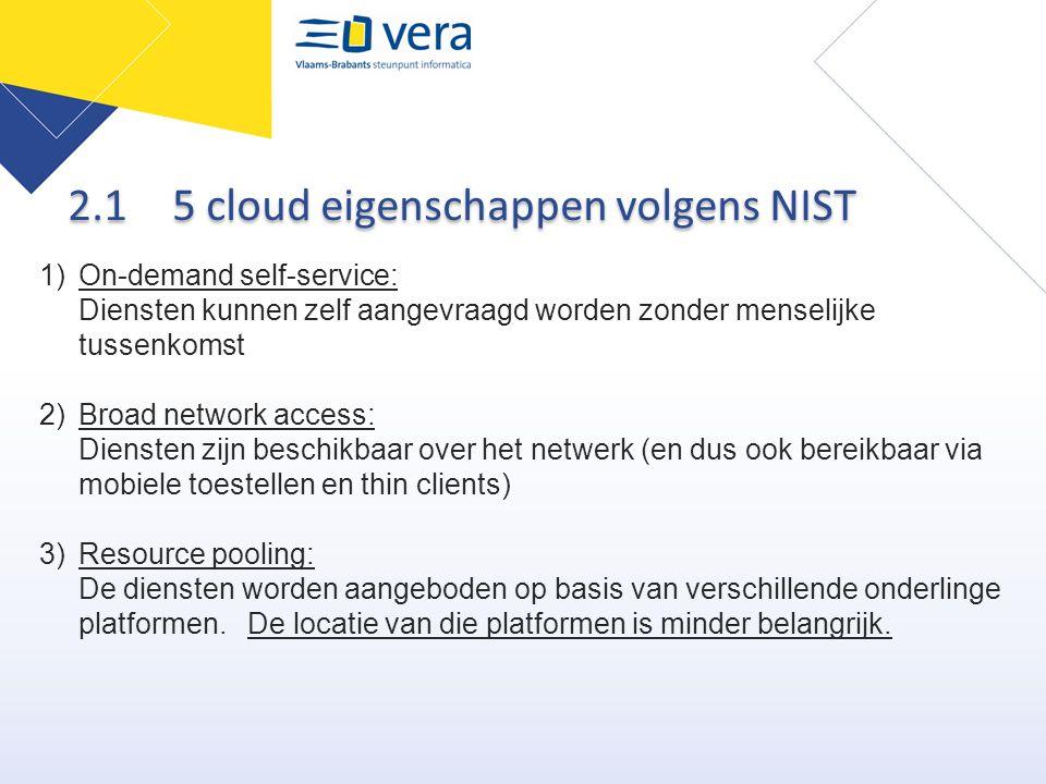 3.3 Nog voorbeelden: -VDAB: Google -Groot Brittannië: http://gcloud.civilservice.gov.ukhttp://gcloud.civilservice.gov.uk -Vlaamse overheid: Digitale bouwaanvraag -Vlaamse overheid: Kanooh voor websites -Vlaamse overheid: ICT contract http://www.bestuurszaken.be/ict-contract -Federale overheid: Myfin, -FEDICT: G-Cloud