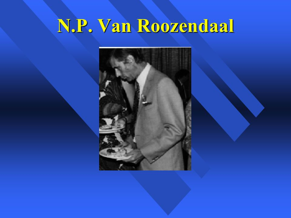 N.P. Van Roozendaal