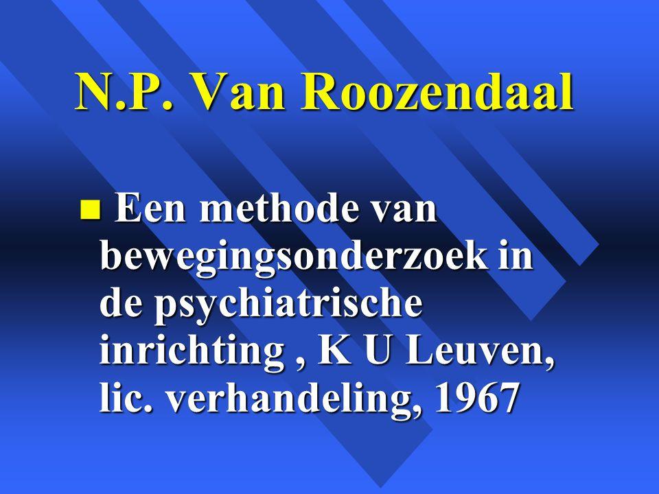 videofilm Fitness als Psychomotorische Therapie bij depressieve Patiënten Magna Cum Lauda Award Internationaal Wetenschappelijk Filmfestival Hannover 1992