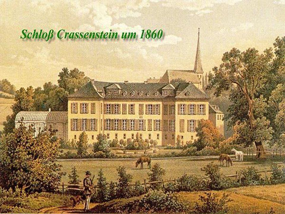 De belangrijkste gebouwen zijn het kasteel Crassenstein (gebouwd voor 1130) en de kerk gewijd aan de heilige Nikolaas.