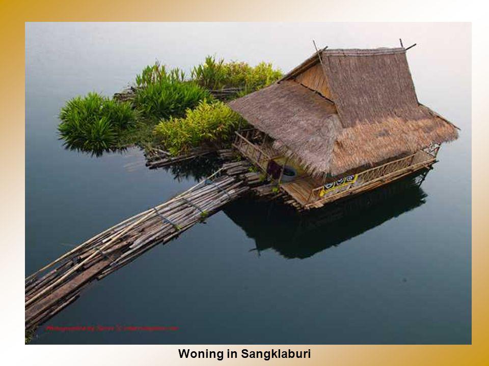 Een van de ontelbare lagunes
