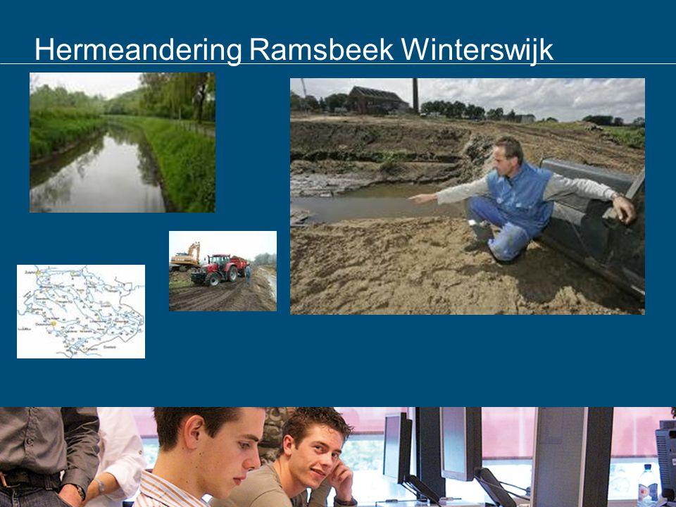 Hermeandering Ramsbeek Winterswijk