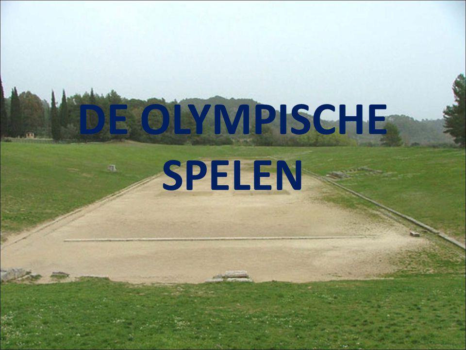 einde oude Olympische Spelen: – 394 n.C.