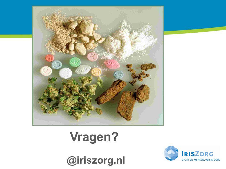 Vragen? @iriszorg.nl