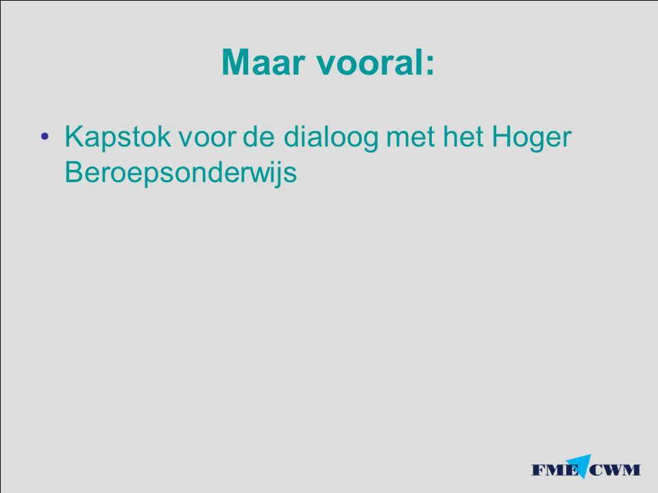 Discussiemodel Hbo Body of knowledge Skills Beroepshouding Illustratie B E D R ij V E N SCHOLENSCHOLEN