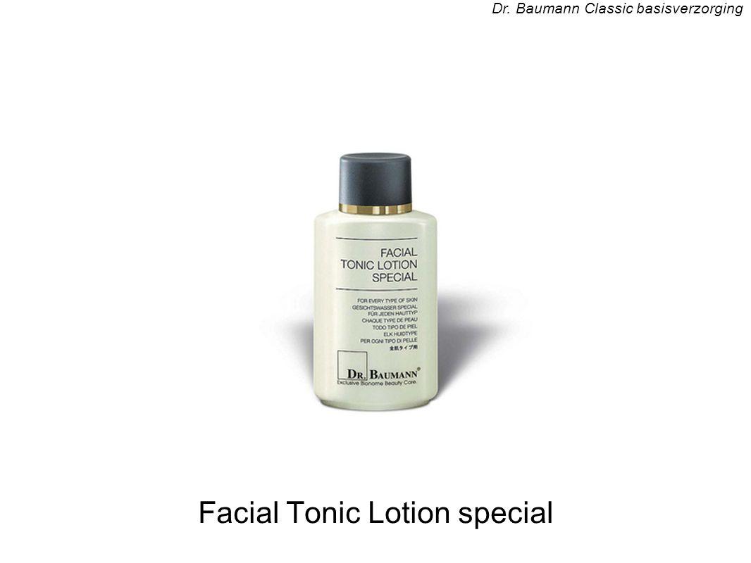 Facial Tonic Lotion special Dr. Baumann Classic basisverzorging