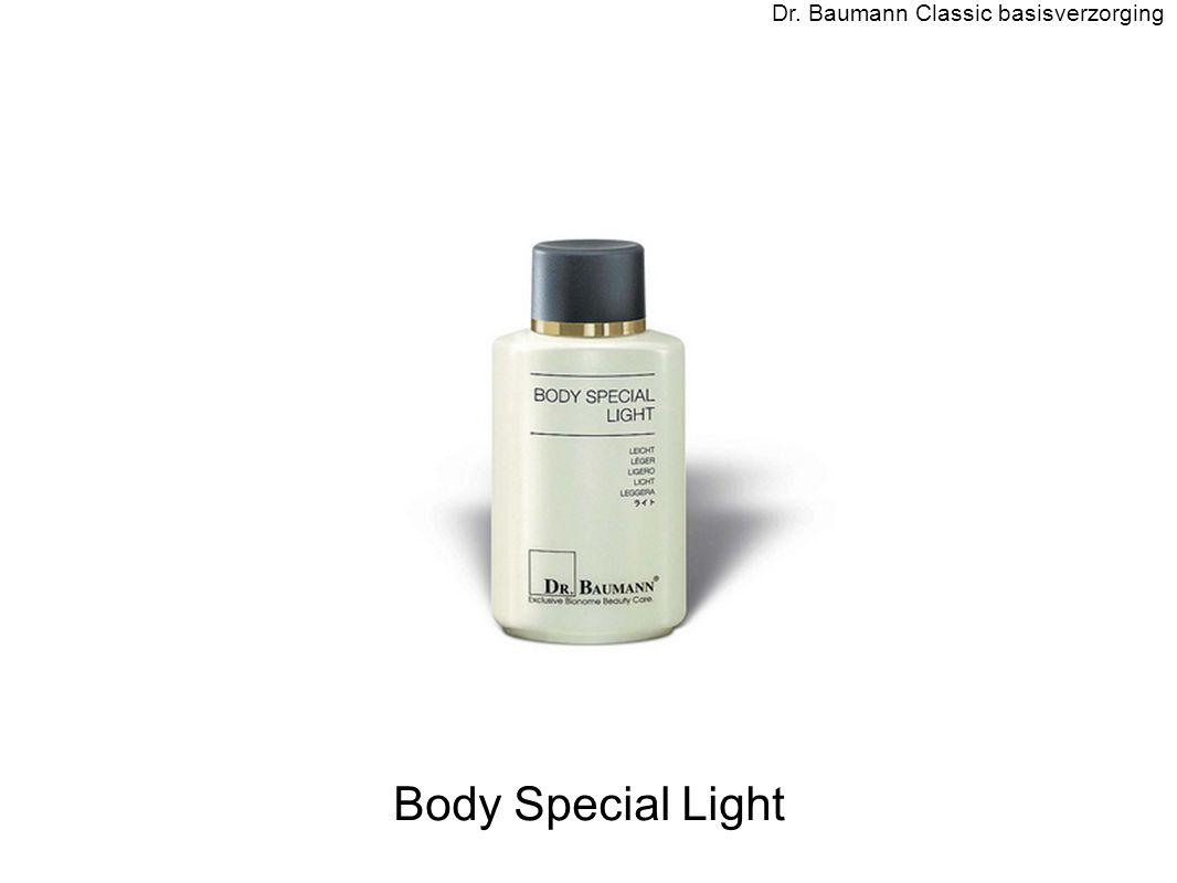Body Special Light Dr. Baumann Classic basisverzorging