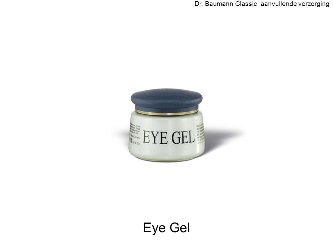 Eye Gel Dr. Baumann Classic aanvullende verzorging
