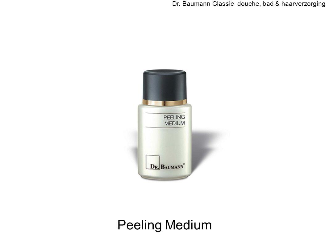 Peeling Medium Dr. Baumann Classic douche, bad & haarverzorging