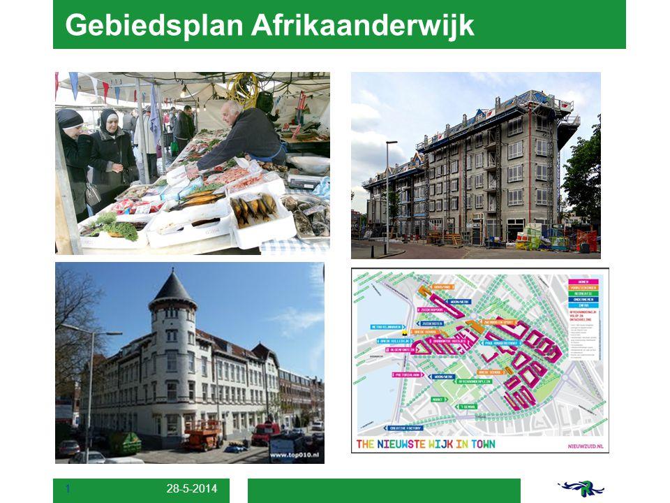 28-5-2014 1 Gebiedsplan Afrikaanderwijk