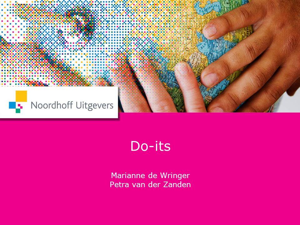 Do-its Marianne de Wringer Petra van der Zanden