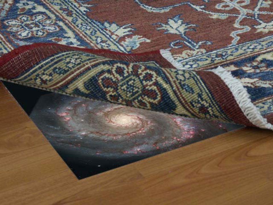 - 96% van de materie in het heelal is van een onbekende stof  donkere materie -Waar is alle anti-materie eigenlijk gebleven .