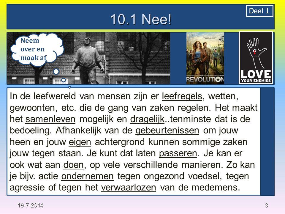 4 Opdracht bij het filmfragment over Alveiro: zie de studiewijzer.Alveiro Maak goede aantekeningen!!!.