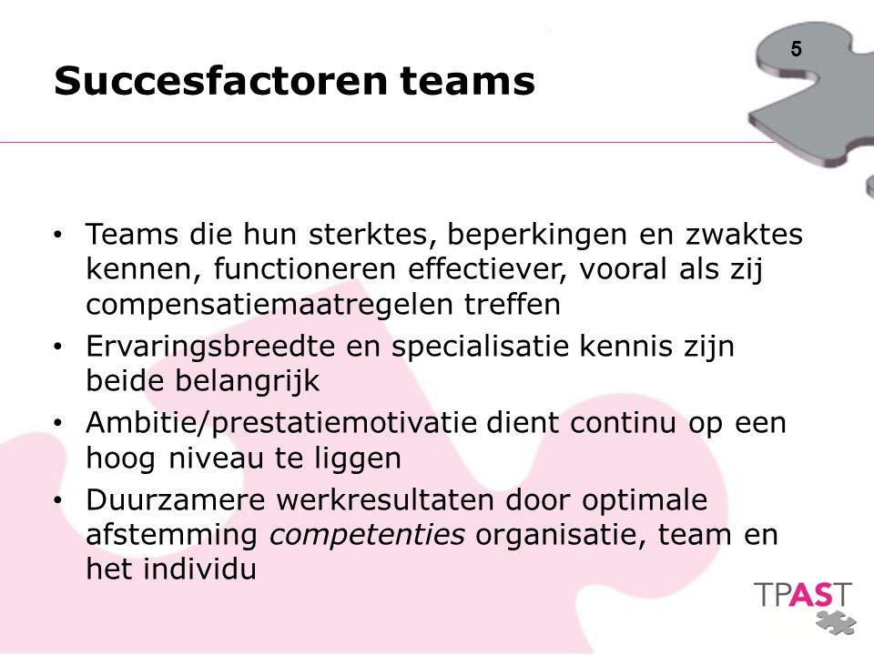 4 Professionalisering OR Verdere ontwikkeling stelt hogere eisen aan individuele OR-leden en aan OR als team OR-en moeten meer nadenken over gewenst profiel waaraan oude en nieuwe OR-leden moeten voldoen