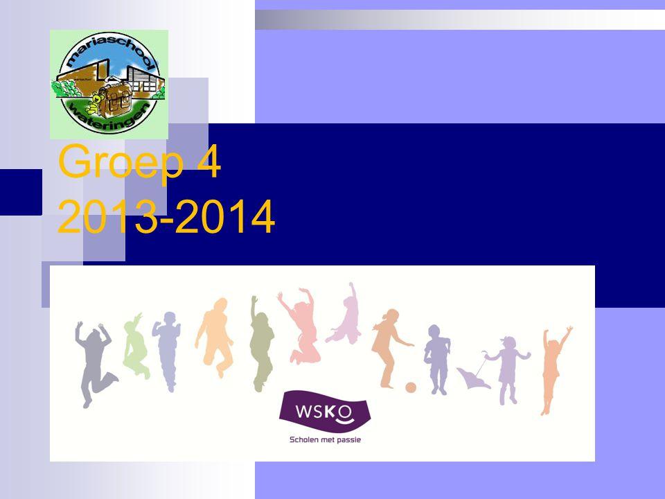 Groep 4 2013-2014