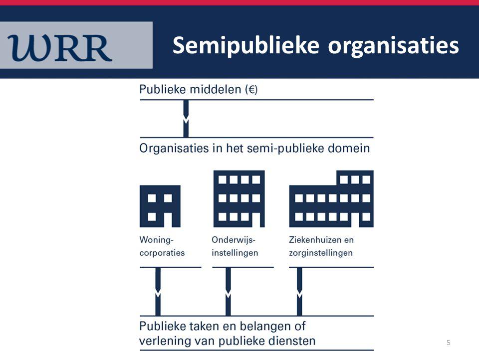 Semipublieke organisaties 5