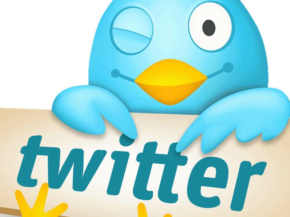 Welkom! Ik ben… Twitteren maar!
