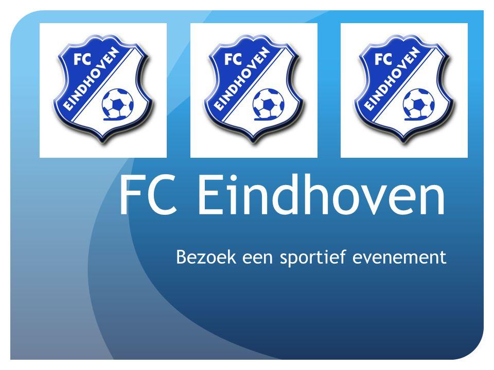 Observeer het publiek tijdens je bezoek Ik ben naar de ladies night van FC Eindhoven geweest.