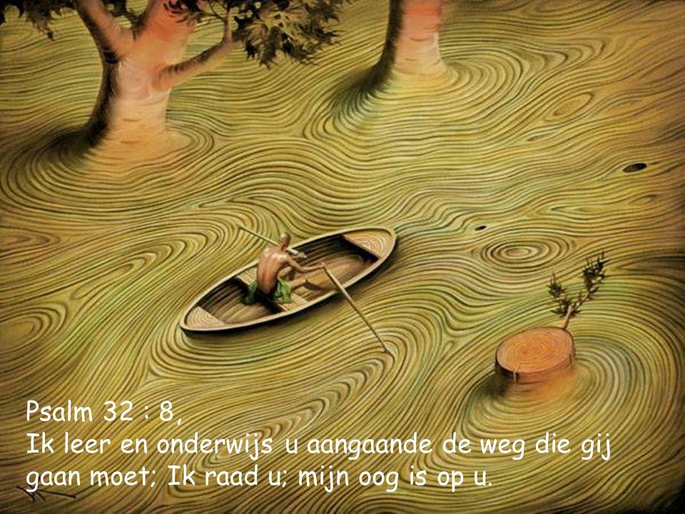 Psalm 3 : 9, Bij u, HEER, is redding, uw zegen rust op uw volk.
