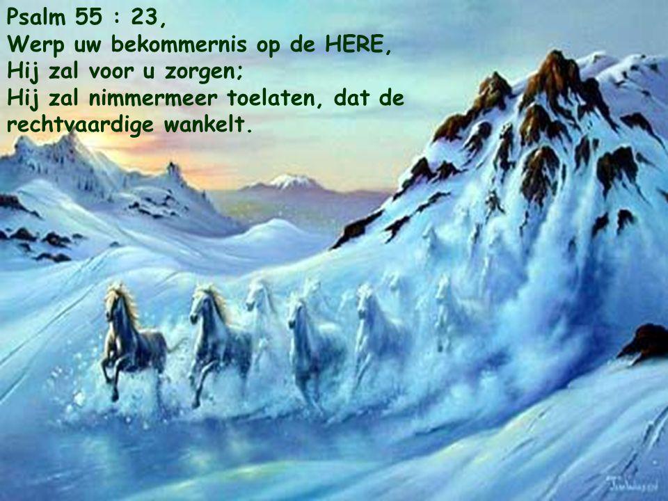 Psalm 32 : 8, Ik leer en onderwijs u aangaande de weg die gij gaan moet; Ik raad u; mijn oog is op u.