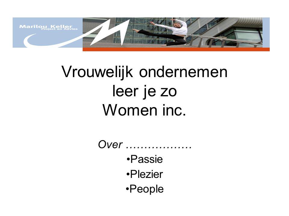 Ondernemen in Nederland Een op de drie ondernemers is vrouw Nederland op derde plaats in Europa Na 5 jaar 40 % starters gestopt Ondernemen door overnemen loont