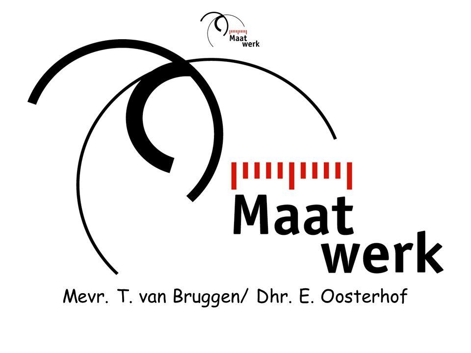 Mevr. T. van Bruggen/ Dhr. E. Oosterhof