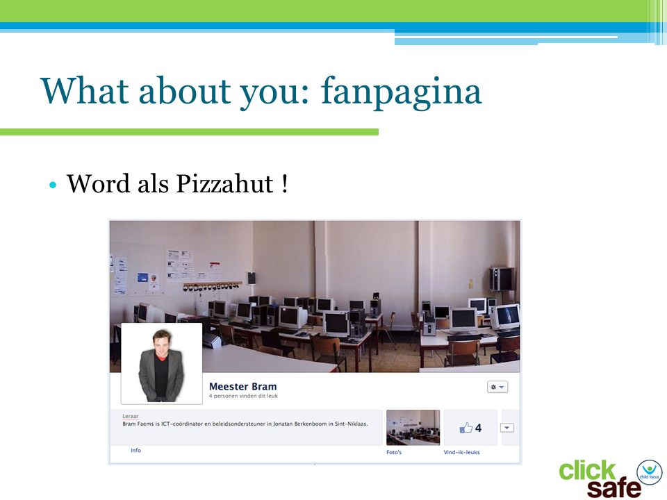 What about you: fanpagina Word als Pizzahut !
